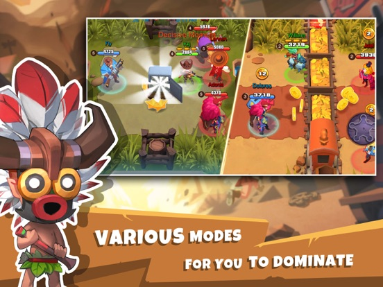 West Legends: 3v3 Team Battle by Taihe Games (iOS, United States