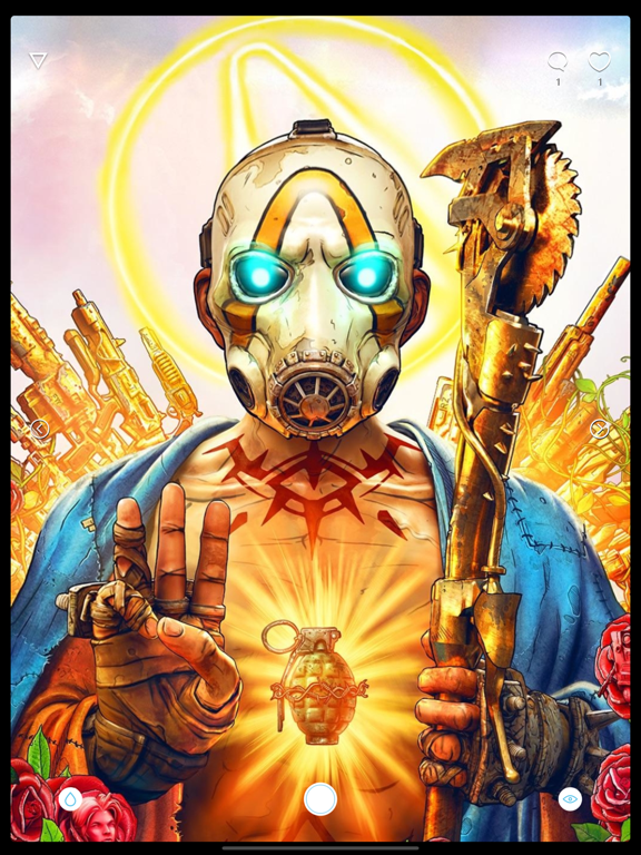 Borderlands 3 Wallpaper Iphone Hd