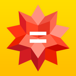 Ícone do app WolframAlpha
