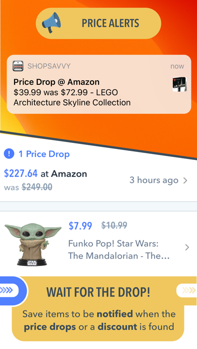 Shopsavvy review screenshots