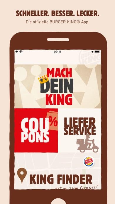 messages.download BURGER KING software
