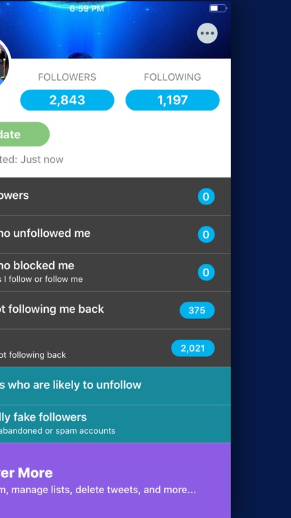 Find Unfollowers For Twitter