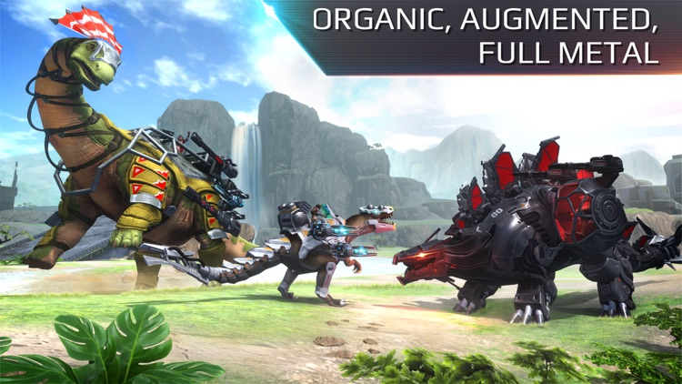 Jurassic Monster World 3D FPS screenshot-0