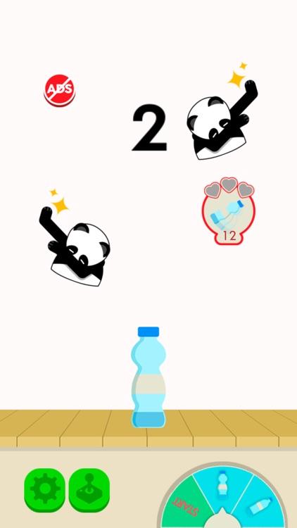Bottle Flip Challenge - PANDA screenshot-3