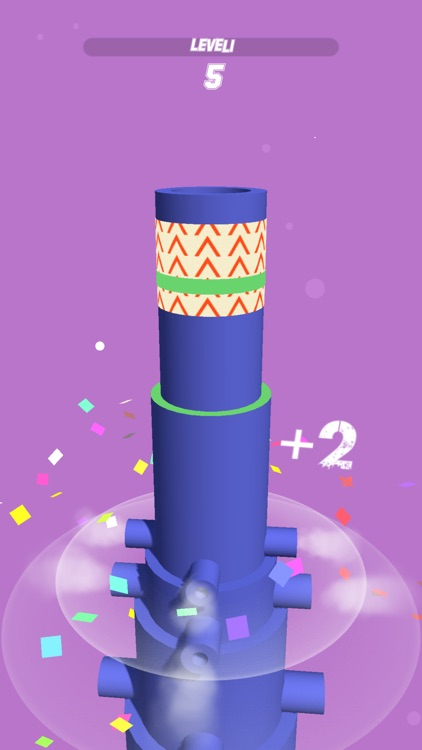 Tower Up 3D Tubes