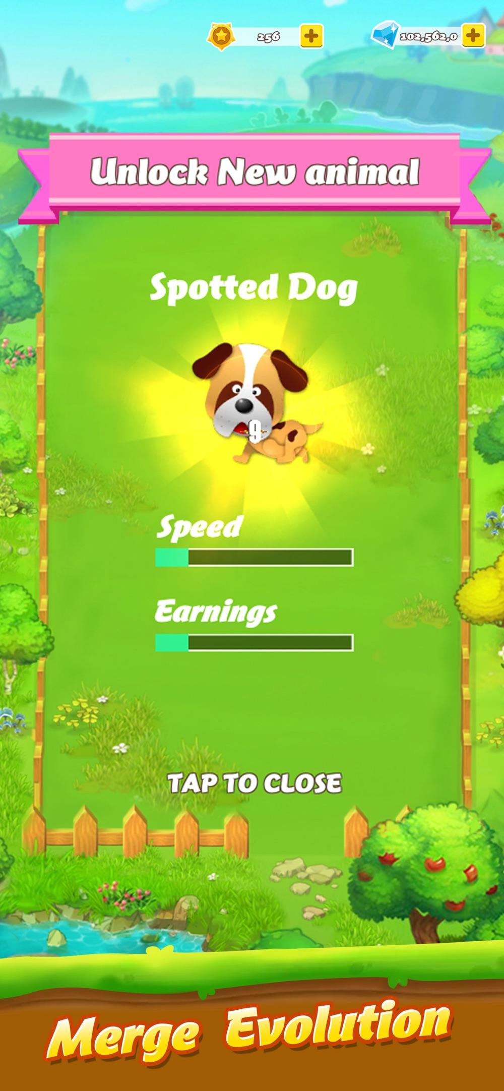 Landing Animals hack tool