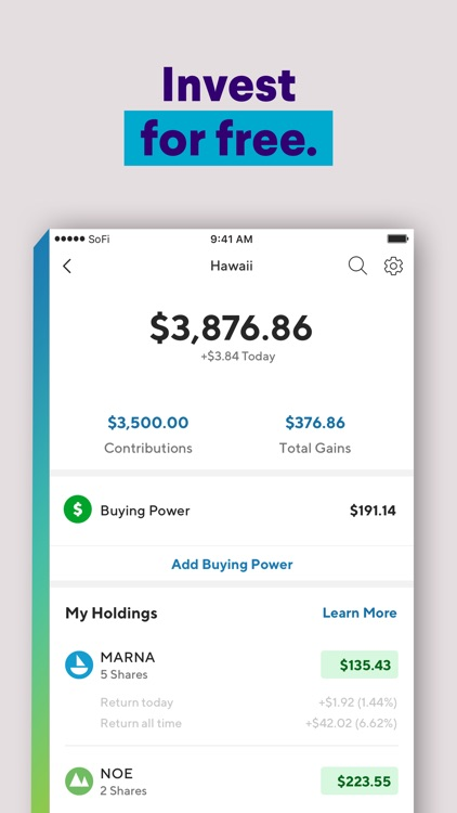 SoFi: Mobile Finance & Money