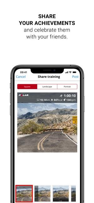 Polar Flow on the App Store