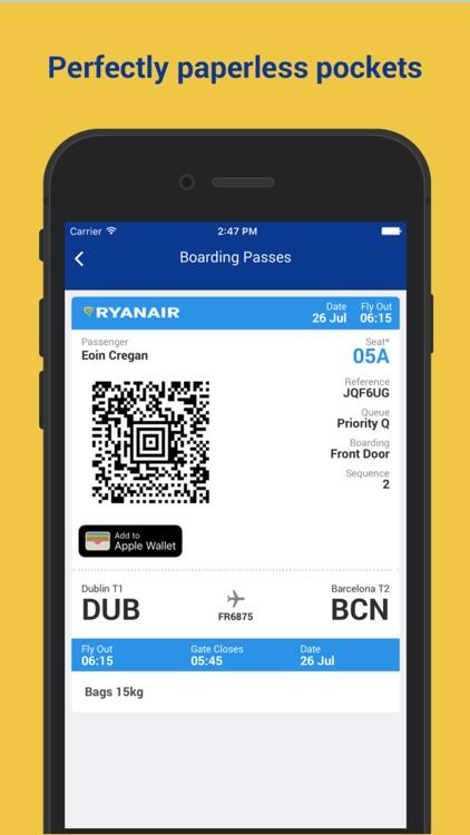 Ryanair screenshot-3
