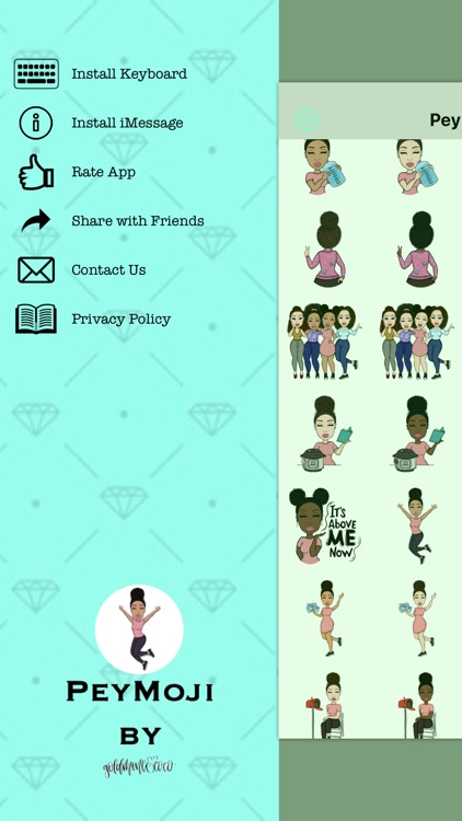 PeyMoji screenshot-2