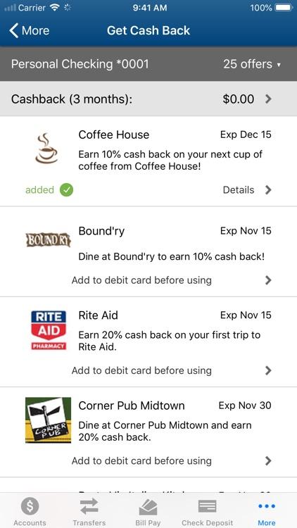 Vibe Credit Union Mobile screenshot-6