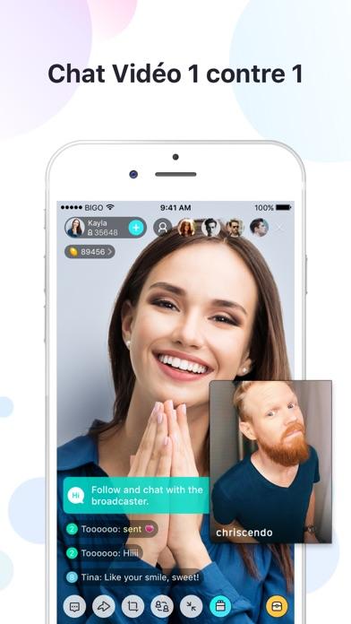 Screenshot for BIGO LIVE – Diffusion En Direc in Lebanon App Store