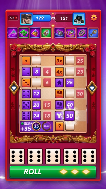 Yatzy Dice Clash - Dice Game screenshot-6