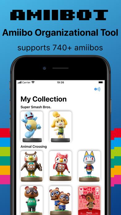 AmiiBotのおすすめ画像1