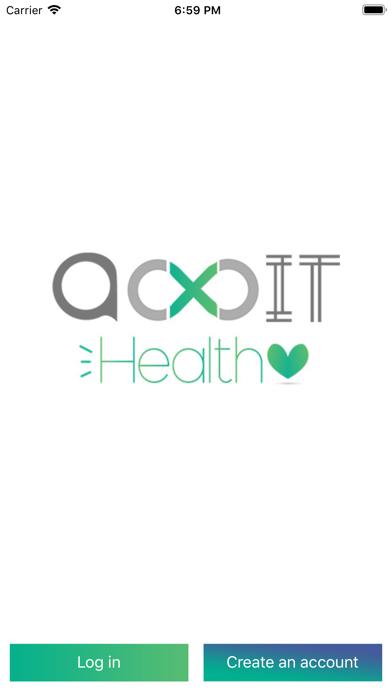 Axit Health app image