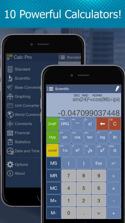 The Best Calculator - Calc Pro