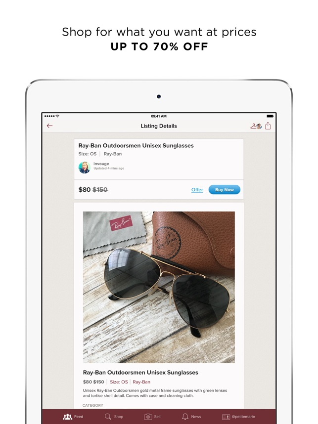 79730c908a2  Poshmark on the App Store
