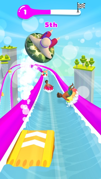 Slippery Slides screenshot 3