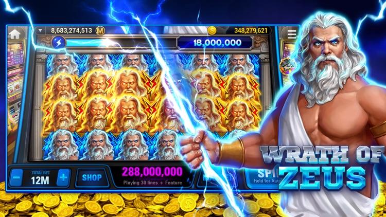 HighRoller Vegas: Casino Slots screenshot-4