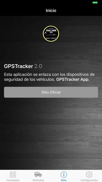 GPS Tracker screenshot-4
