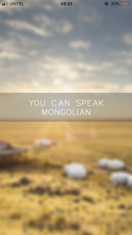 English Mongolian Phrasebook