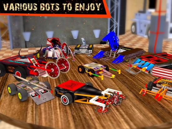 Robot Car Crash Battleship screenshot 7