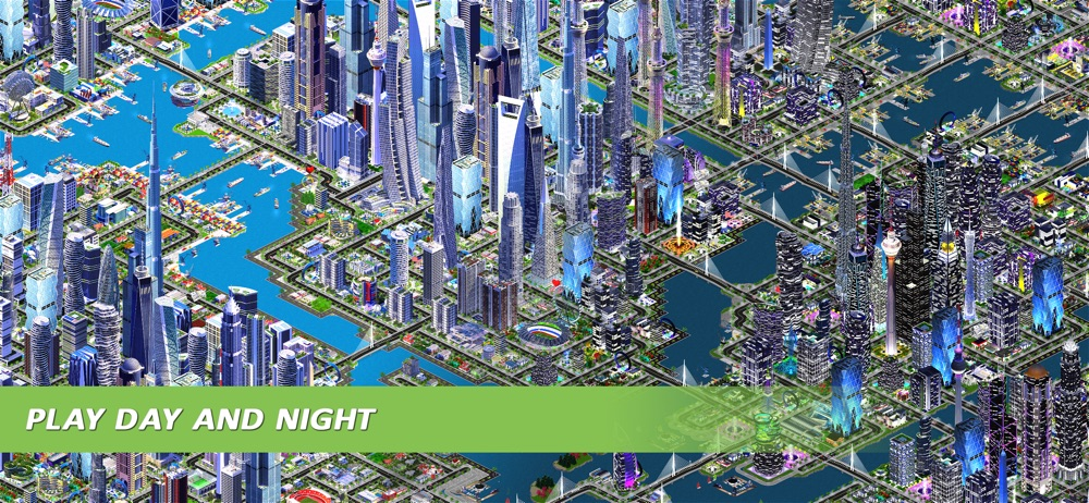 Designer City hack tool