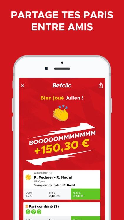Betclic Paris Sportifs screenshot-5