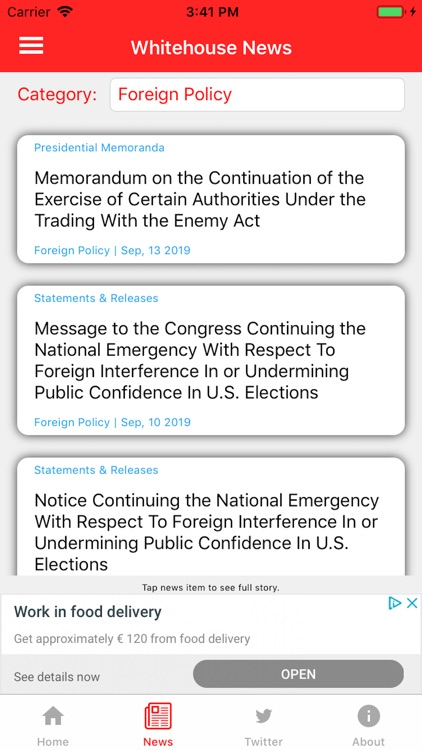 White House Direct screenshot-3