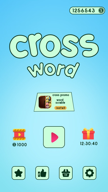 Cross Word Puzzle Master Fill screenshot-4