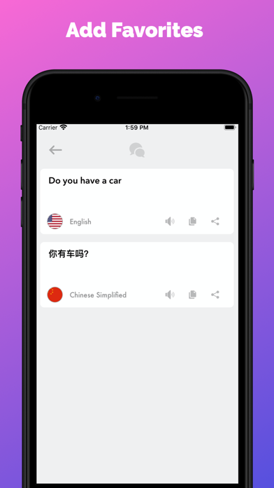 Screenshot of MX Translate - Parla e voce6