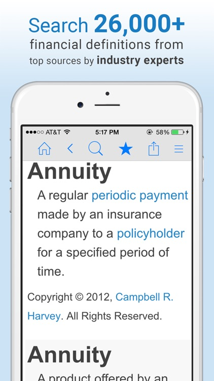 Financial Dictionary by Farlex screenshot-0