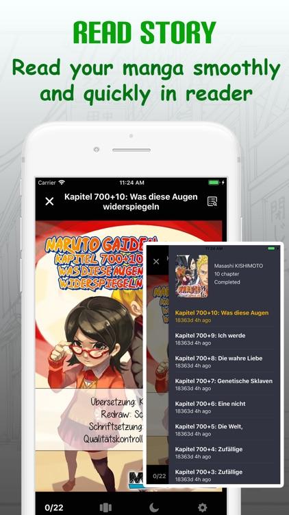 Manga Reader - My Manga Viewer screenshot-4
