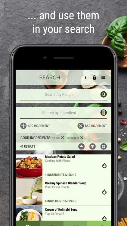 Vegan Recipe Browser screenshot-4