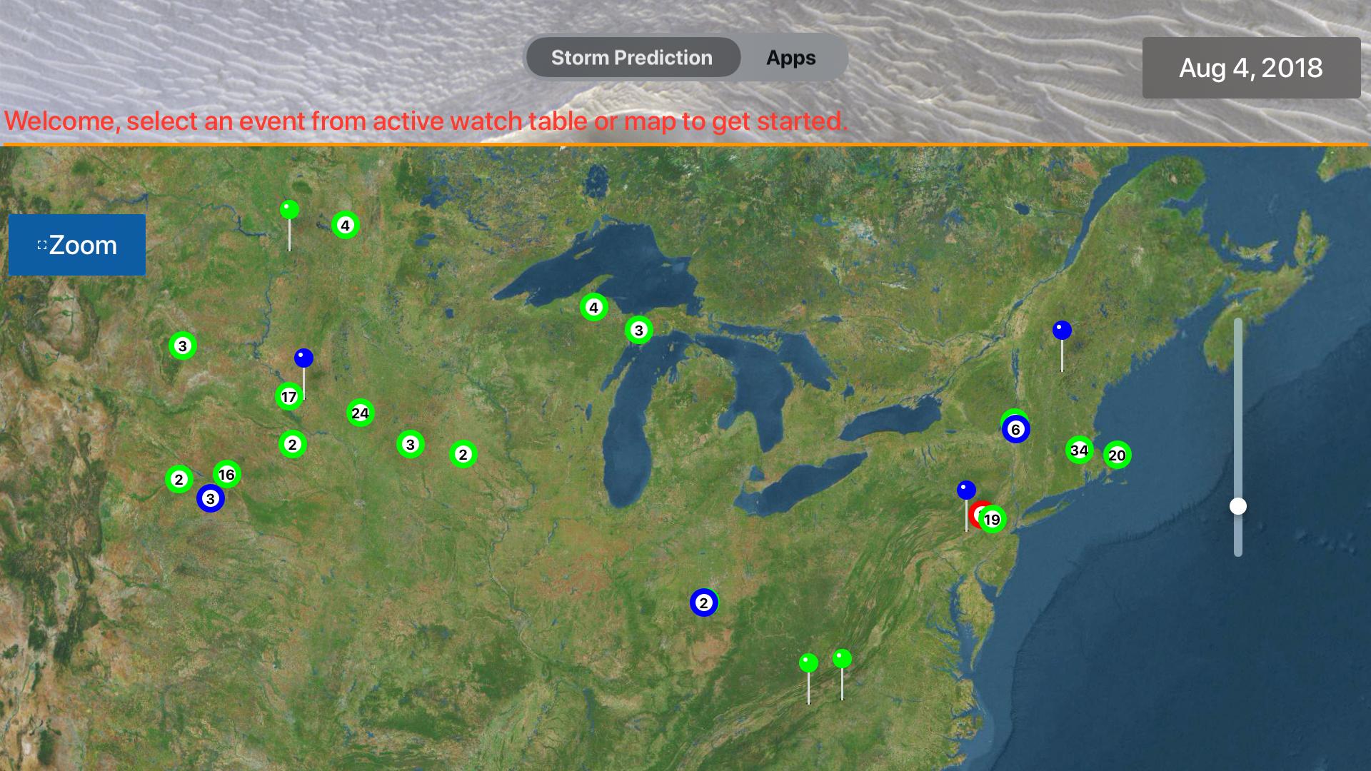 Instant NOAA Storm Pro screenshot 19