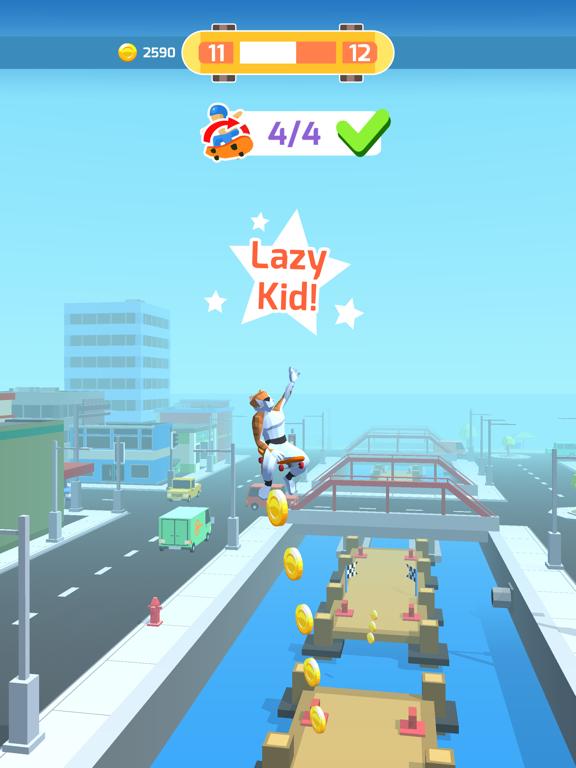 Skater Race screenshot 14