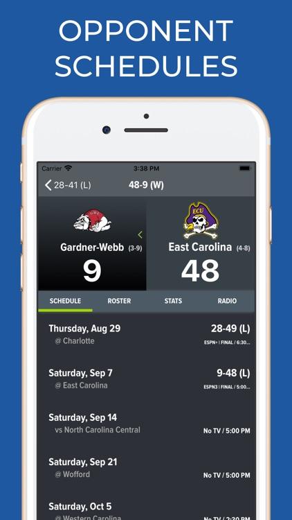 East Carolina Football App screenshot-7