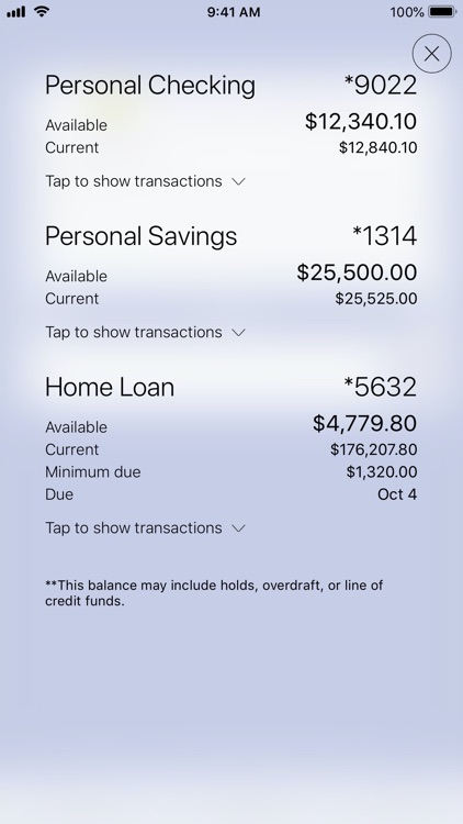 CCU FL Mobile Banking screenshot-0