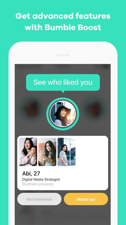 Bumble - Meet New People screenshot-4