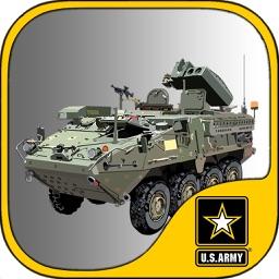 MILES XXI Stryker ATGM