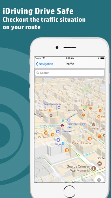 iDriving : Safe Driving Maps | App Price Drops on