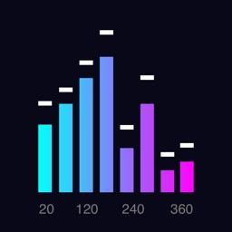 Bruit Equalizer & Sonomètre