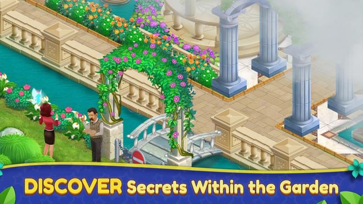 Royal Garden Tales - Match 3! screenshot-4