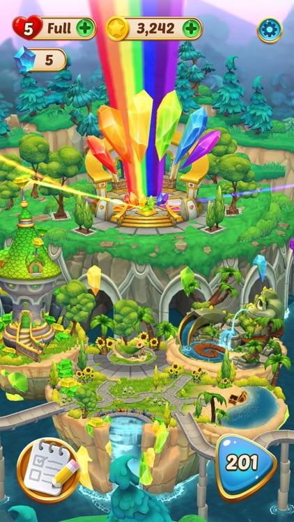 Magic Meadow: Fruit Match-3