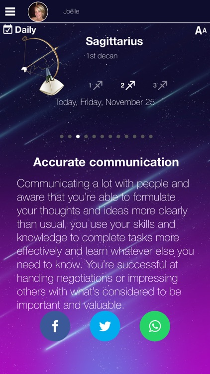 My Daily Horoscope Pro by ID Mobile SA