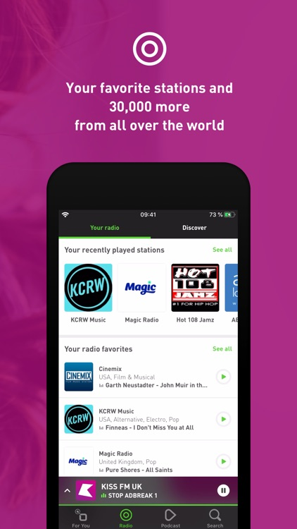 radio.net PRIME screenshot-4