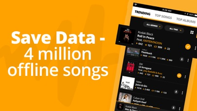 Audiomack | Offline New Music Screenshot