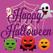 Halloween Emoji Icon Sticker