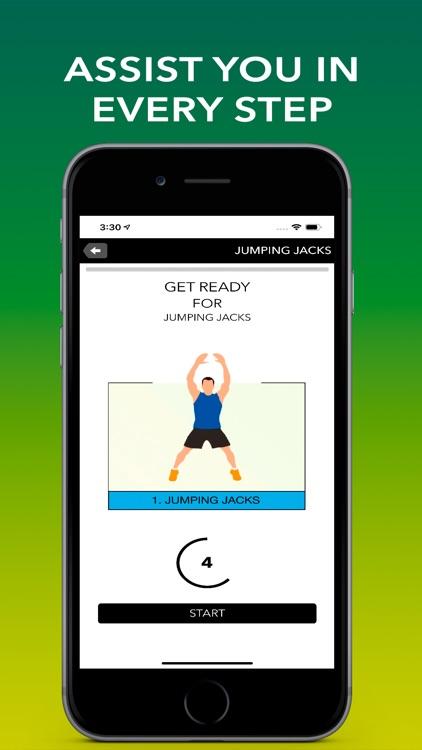 Workout 7 minute screenshot-4