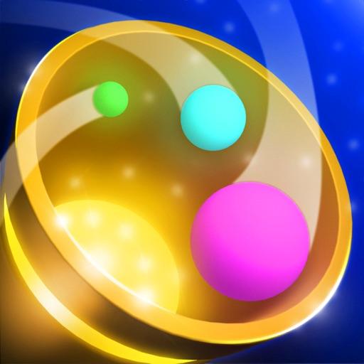 Idle Jackpot: Catch the balls!
